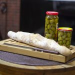 Baguete de azeitona
