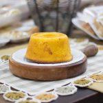 Broa com queijo